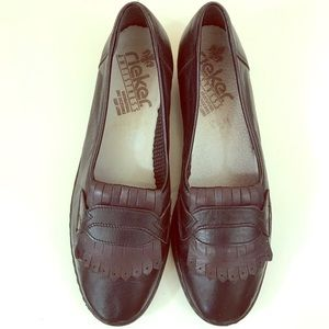 Reiker loafers awesome comfort shoe